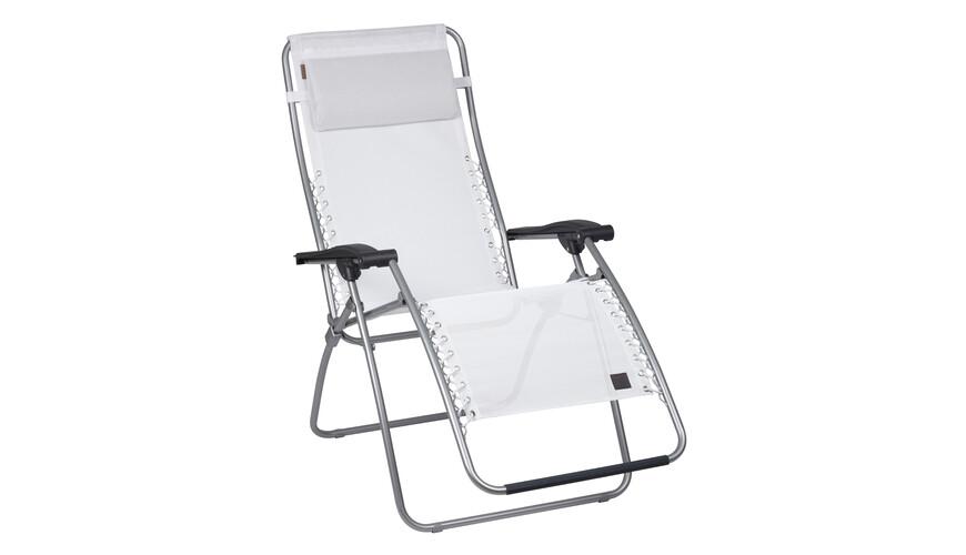 Lafuma Mobilier RSXA Campingstol Classic Batyline hvid